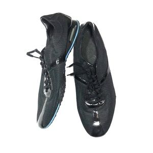 Nike Cole Haan 9.5 Black Air Running Tennis Shoes